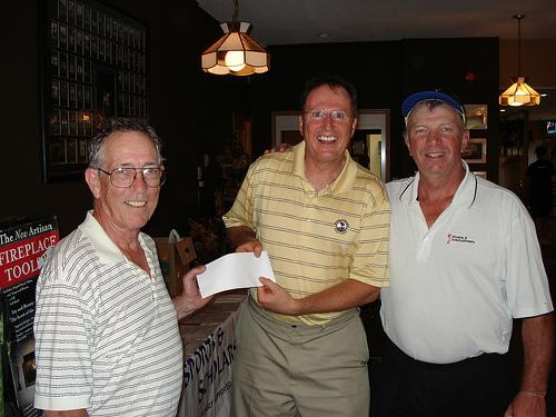 2008 Cheque - Camp McGovern